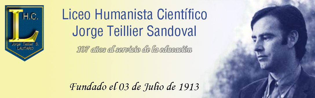 Liceo H.C. Jorge Teillier Sandoval